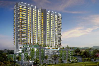 1006 sqft, 2 bhk Apartment in Builder Project IT Colony, Mumbai at Rs. 1.3400 Cr