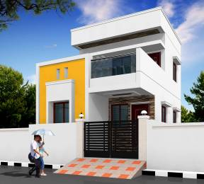600 sqft, 2 bhk IndependentHouse in Builder Project Tiruvallur, Chennai at Rs. 30.0000 Lacs