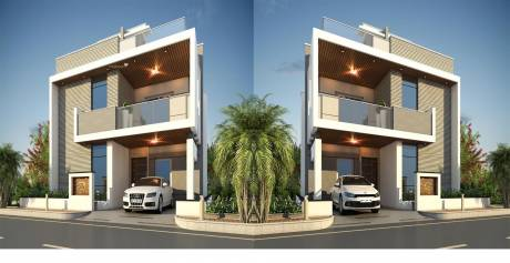 1500 sqft, 3 bhk Villa in Builder Project Duvvada, Visakhapatnam at Rs. 56.0000 Lacs