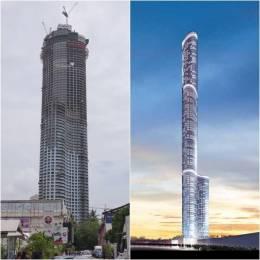 2619 sqft, 3 bhk Apartment in Builder The World Towers trinity Worli, Mumbai at Rs. 9.0000 Cr
