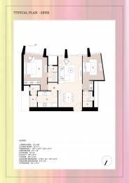1378 sqft, 2 bhk Apartment in Lodha Kiara Lower Parel, Mumbai at Rs. 5.0300 Cr