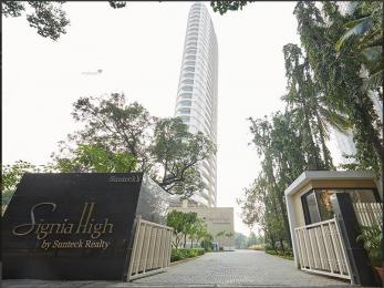 1627 sqft, 3 bhk Apartment in Builder Sunteck Realty Sunteck Signia High Borivali East Mumbai Borivali East, Mumbai at Rs. 4.7100 Cr