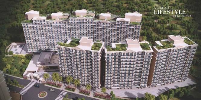 974 sqft, 2 bhk Apartment in Builder Project Mira Road East, Mumbai at Rs. 78.8940 Lacs