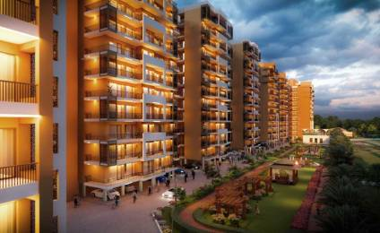2001 sqft, 3 bhk Apartment in DD Jaganz Classic Residency Gazipur, Zirakpur at Rs. 74.0000 Lacs