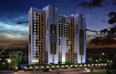 550 sqft, 1 bhk Apartment in Mantri Serene Goregaon East, Mumbai at Rs. 28000