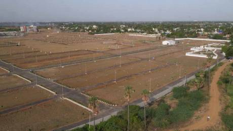 1200 sqft, Plot in Builder green fields nandavanam Avinashi Road, Coimbatore at Rs. 15.1515 Lacs