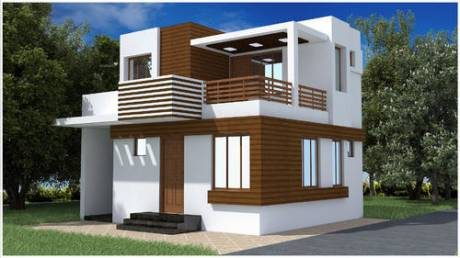 1200 sqft, 2 bhk Villa in Builder OMSAI VILLA PARK Kalapatti, Coimbatore at Rs. 35.0000 Lacs