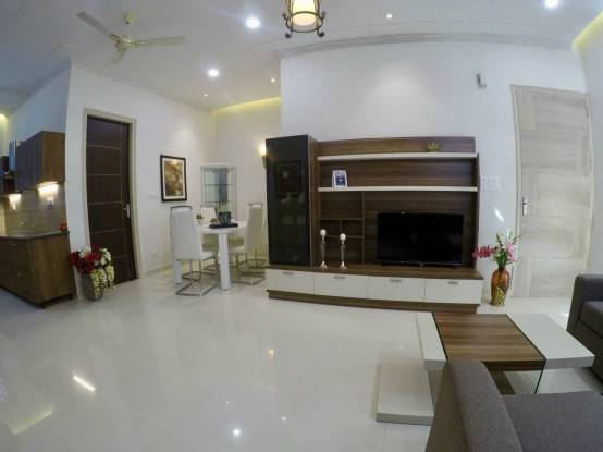 1125 sqft, 3 bhk Apartment in Builder Project Mohali Sec 125, Chandigarh at Rs. 34.9000 Lacs