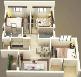 1060 sqft, 3 bhk Apartment in Hiland Greens Budge Budge, Kolkata at Rs. 41.0000 Lacs