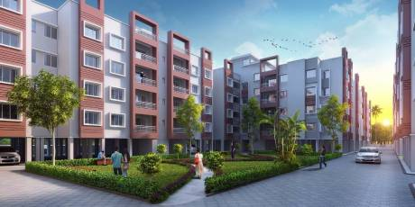 1318 sqft, 3 bhk Apartment in Builder SBM UPOHAR Ranidanga, Siliguri at Rs. 26.0305 Lacs