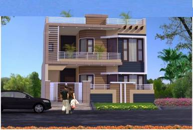 1300 sqft, 3 bhk IndependentHouse in Builder model town Kharar Mohali, Chandigarh at Rs. 39.0000 Lacs