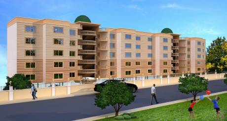 600 sqft, 2 bhk Apartment in Samiah Rose County Gadia, Lucknow at Rs. 17.4000 Lacs
