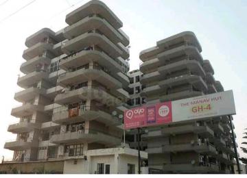 1300 sqft, 2 bhk Apartment in Builder Manav Hut Mdc Sector 4, Panchkula at Rs. 66.0000 Lacs