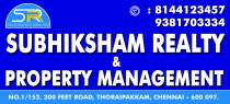subhiksham realty property management