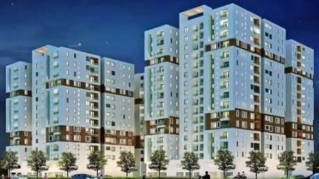 640 sqft, 1 bhk Apartment in Radiance Mandarin Thoraipakkam OMR, Chennai at Rs. 25000