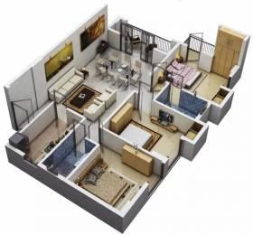 1479 sqft, 3 bhk Apartment in Unimark Riviera Uttarpara Kotrung, Kolkata at Rs. 54.0000 Lacs