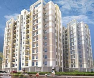 1495 sqft, 3 bhk Apartment in Symphony Symphony Towers Behala, Kolkata at Rs. 61.0000 Lacs