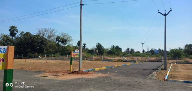 600 sqft, Plot in Builder Jayam nagar chengalpat Chengalpattu, Chennai at Rs. 5.9940 Lacs