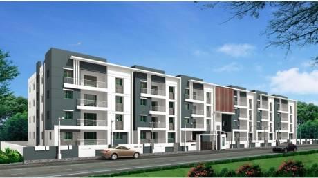 1517 sqft, 3 bhk Apartment in Builder Mounika Park Vesta Horamavu Agara, Bangalore at Rs. 68.2498 Lacs