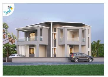 2500 sqft, 3 bhk Villa in Builder nilay Bakrol Vadtal Road, Anand at Rs. 55.0000 Lacs