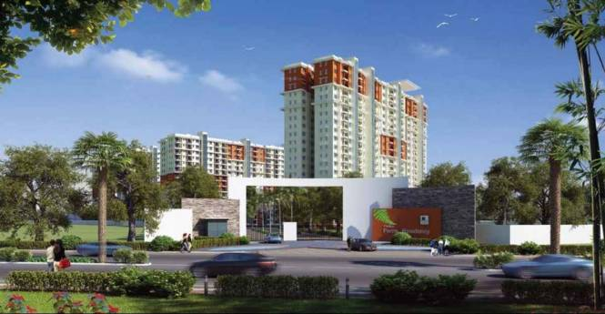 1197 sqft, 2 bhk Apartment in Prestige Ferns Residency Harlur, Bangalore at Rs. 82.0000 Lacs