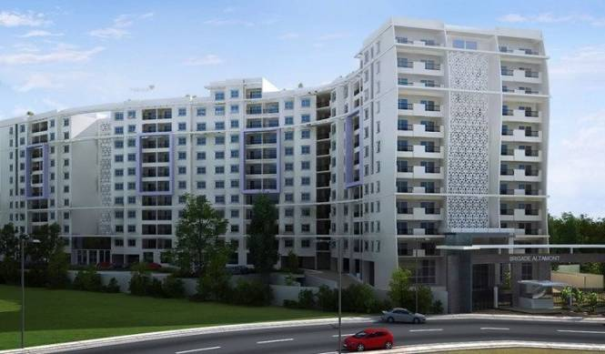 1260 sqft, 2 bhk Apartment in Brigade Altamont Narayanapura on Hennur Main Road, Bangalore at Rs. 80.0000 Lacs