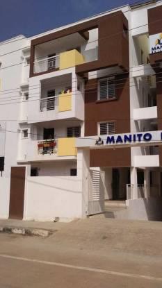 1310 sqft, 2 bhk Apartment in Manito Northlite Yelahanka, Bangalore at Rs. 62.0000 Lacs