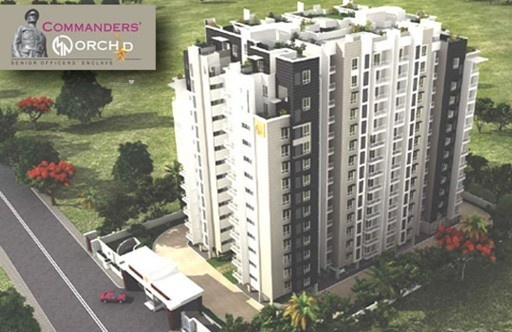 1875 sqft, 3 bhk Apartment in M and N Infrastructure and Manito Builders MN Orchid Yelahanka, Bangalore at Rs. 1.0400 Cr