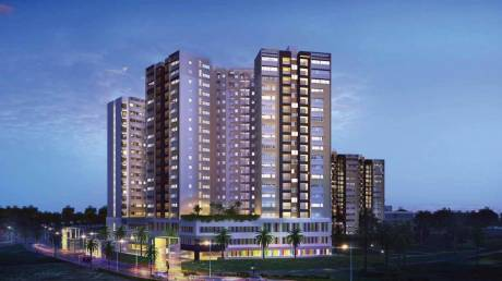 1365 sqft, 3 bhk Apartment in Godrej Azure Padur, Chennai at Rs. 50.5000 Lacs