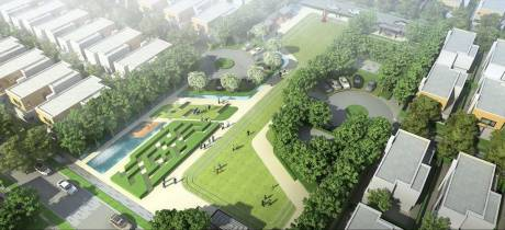 1800 sqft, Plot in The Address The Lake View Address Plots Electronic City Phase 1, Bangalore at Rs. 82.6200 Lacs