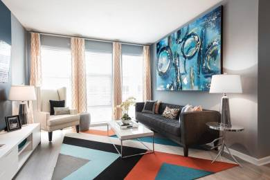 890 sqft, 2 bhk Apartment in Provident Too Good Homes Jakkur, Bangalore at Rs. 40.0500 Lacs