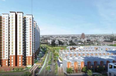 1285 sqft, 3 bhk Apartment in Shriram Divine City Mangadu, Chennai at Rs. 63.1200 Lacs
