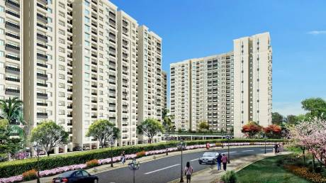 1277 sqft, 2 bhk Apartment in Ozone Greens Medavakkam, Chennai at Rs. 57.4700 Lacs
