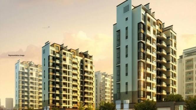 1100 sqft, 2 bhk Apartment in Godrej 24 Volagerekallahalli, Bangalore at Rs. 56.0000 Lacs