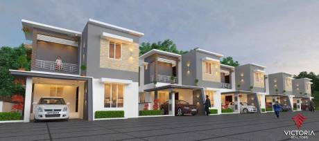 1551 sqft, 3 bhk IndependentHouse in Builder Prarthana new villas Puthur, Palakkad at Rs. 50.0000 Lacs
