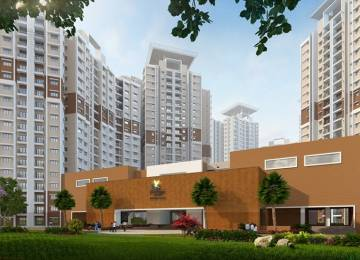 1039 sqft, 1 bhk Apartment in Prestige Birchwood at Sunrise Park Electronic City Phase 1, Bangalore at Rs. 75.0000 Lacs