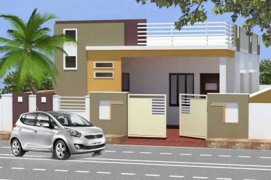1800 sqft, 2 bhk IndependentHouse in Builder Project Kantheru, Guntur at Rs. 40.0000 Lacs