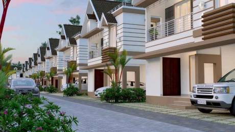 2101 sqft, 4 bhk IndependentHouse in Builder Vrinthavan homes Puzhakkal, Thrissur at Rs. 70.0000 Lacs