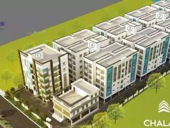 1680 sqft, 3 bhk Apartment in Builder Chalasani Township Nunna, Vijayawada at Rs. 60.4800 Lacs