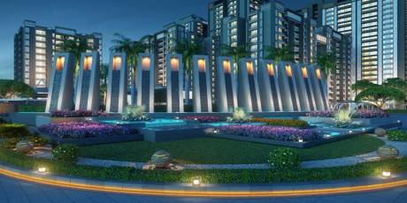 2415 sqft, 3 bhk Apartment in JP Iscon Iscon Platinum Bopal, Ahmedabad at Rs. 70000