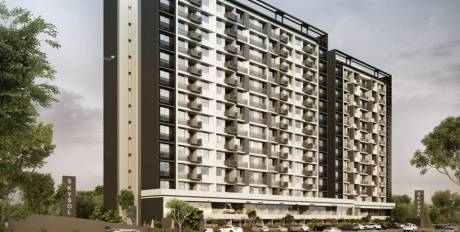 1280 sqft, 2 bhk Apartment in Saanvi Sky Sol Bopal, Ahmedabad at Rs. 49.0000 Lacs