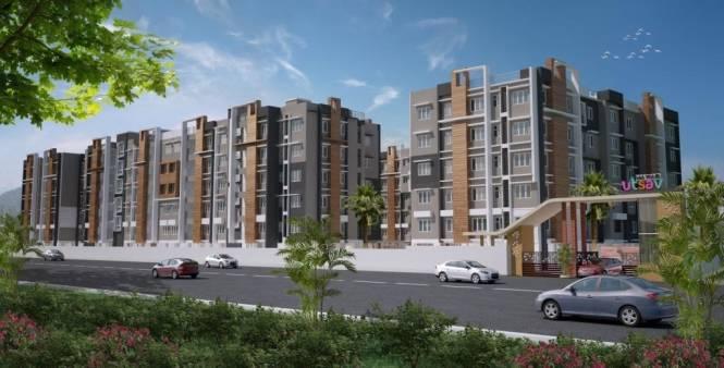 1096 sqft, 2 bhk Apartment in Builder Mayfair Utsav Shiv Mandir, Siliguri at Rs. 26.2930 Lacs