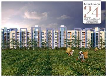 1000 sqft, 3 bhk Apartment in Builder MANAKAMNA 24 Champasari, Siliguri at Rs. 23.5100 Lacs