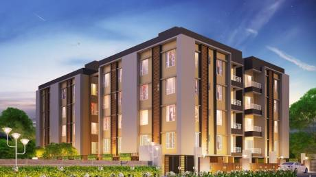 1160 sqft, 3 bhk Apartment in Gourisut Green Woods Don Bosco Colony, Siliguri at Rs. 30.1600 Lacs