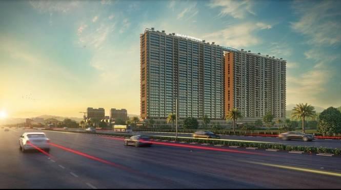 1280 sqft, 3 bhk Apartment in Builder Balaji Symphony New Panvel Panvel, Mumbai at Rs. 1.0778 Cr