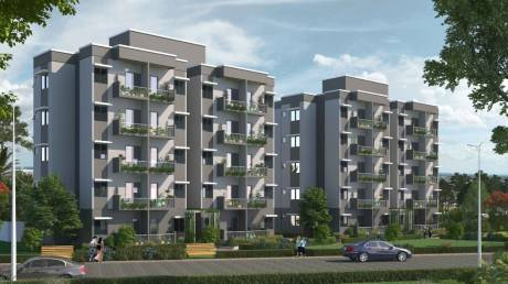 290 sqft, 1 bhk Apartment in Olympeo Neo City Neral, Mumbai at Rs. 11.2500 Lacs