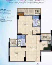 1000 sqft, 2 bhk Apartment in SG Grand Raj Nagar Extension, Ghaziabad at Rs. 30.0000 Lacs