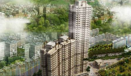 1500 sqft, 3 bhk Apartment in Dhaval Sunrise Charkop Kandivali West, Mumbai at Rs. 1.9000 Cr