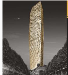 3210 sqft, 3 bhk Apartment in Lodha Trump Tower Worli, Mumbai at Rs. 12.0000 Cr