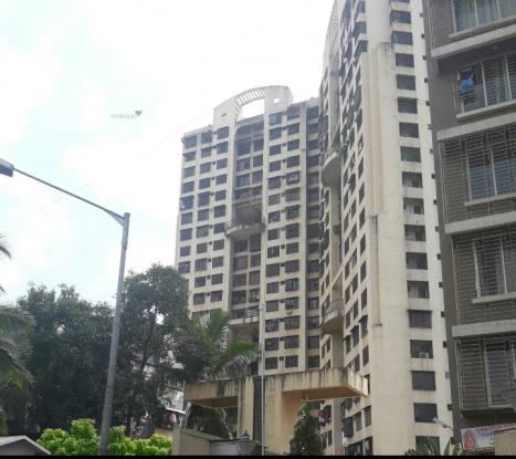788 sqft, 1 bhk Apartment in Ashish Swapnalok Towers Goregaon East, Mumbai at Rs. 35000